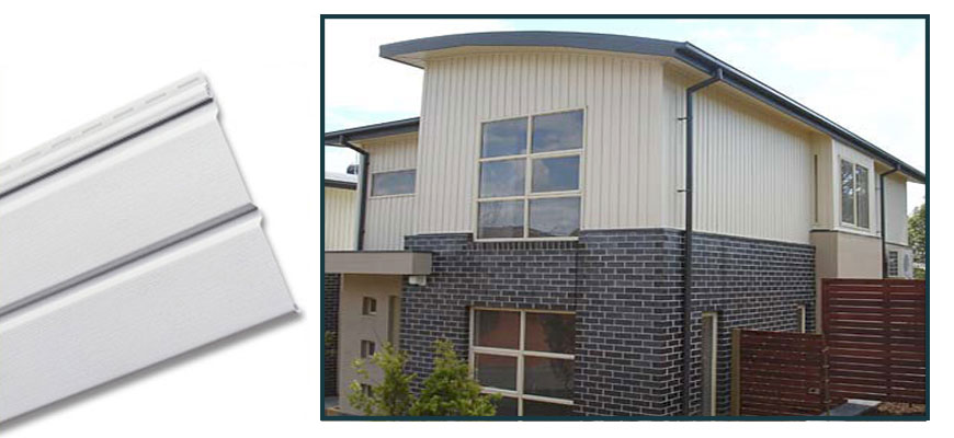 Vertical Cladding Product By Cedarline