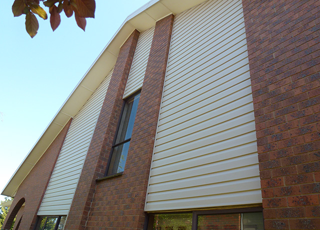 Doncaster Cladding Installation