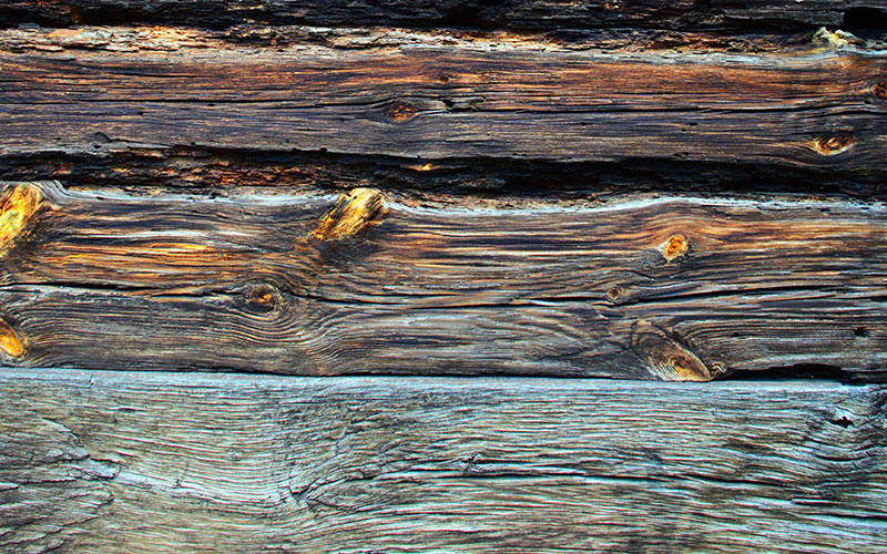 Rotten Timber Weatherboards